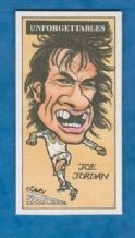 Leeds United Joe Jordan Scotland (U)